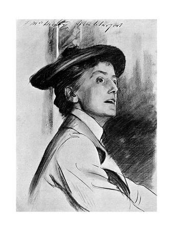 Ethel Smyth in 1902