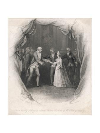 George III, Charlotte