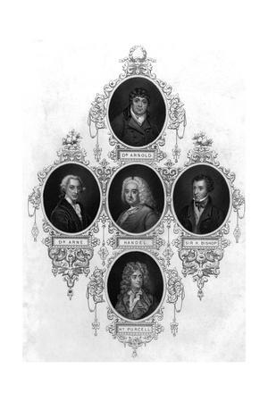 Eminent 18th Century Musicians
