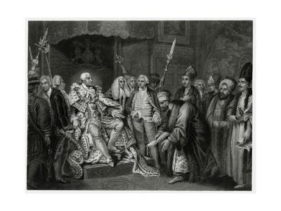 George III, Turkish Chief