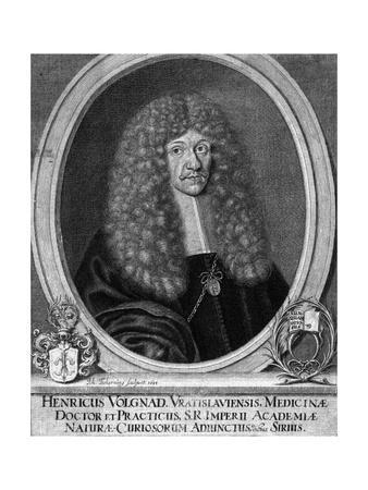 Heinrich Volgnadius