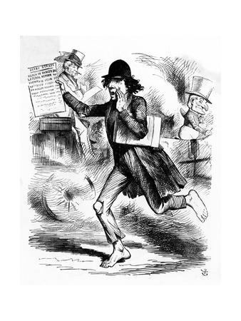 Disraeli, Derby Card