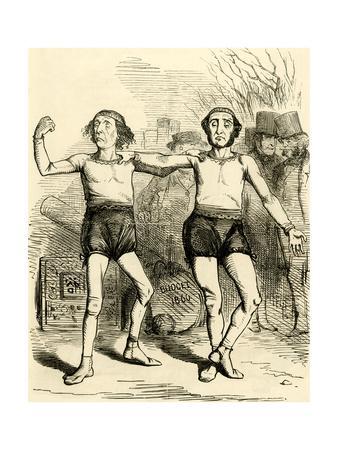 Disraeli, Gladstone 1857