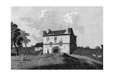 Morpeth Castle, Northumberland
