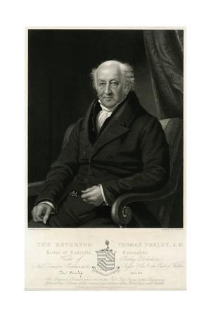Thomas Foxley