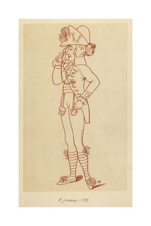 A Jessamy 1790