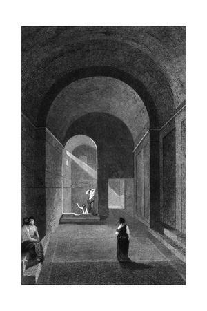 Pompeii Frigidarium