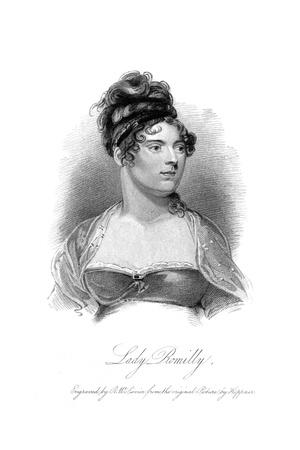 Lady Anne Romilly