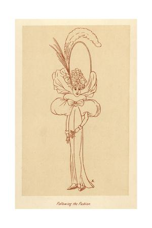 Following the Fashion 1794