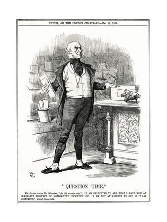 We Gladstone, Question Ti
