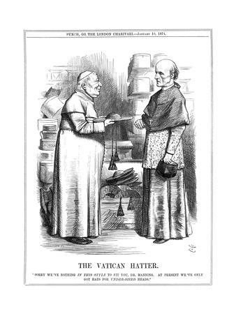 Cardinal Manning and Pope