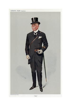 Racegoer Jardine 1908