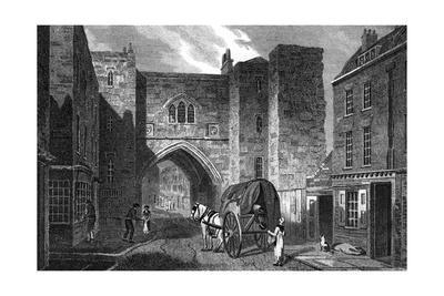 St John's Gate 1815