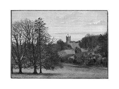 England, Highclere Castle