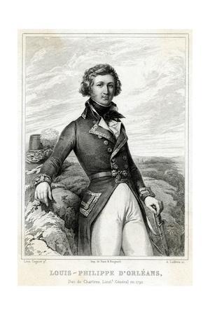 Louis-Philippe, Cogniet