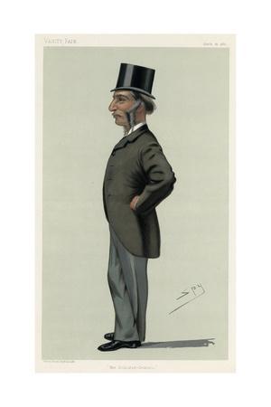 Farrer Herschell, Vanity Fair