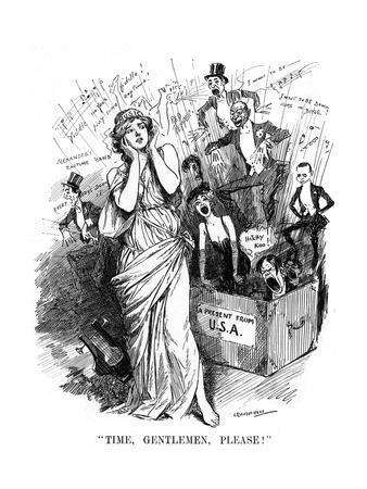 Time, Gentlement, Please! - Anti-Jazz Music, 1913