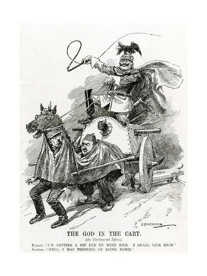 WW1 - Restive Allies - the Central Powers Not to Happy
