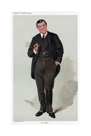 Sir William G. Granet, Vanity Fair
