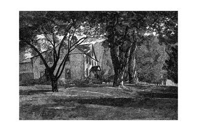 Alcott, Concord Mass Home