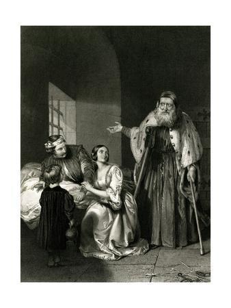 Foscari and His Son