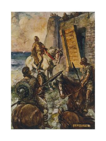 Macduff Escapes