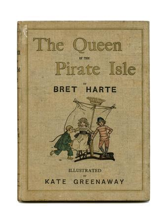 Cover Design, the Queen of the Pirate Isle