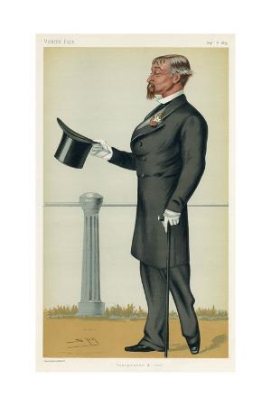 Sir Charles Craufurd Fraser, Vanity Fair