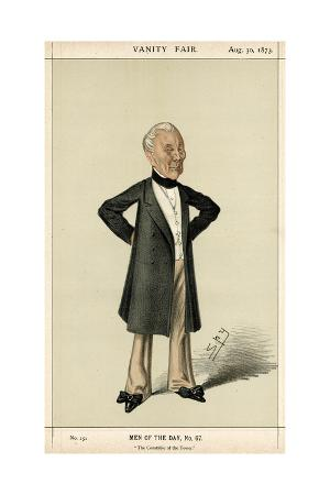 Sir William M. Gomm, Vanity Fair