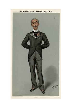 Sir Edward Sassoon
