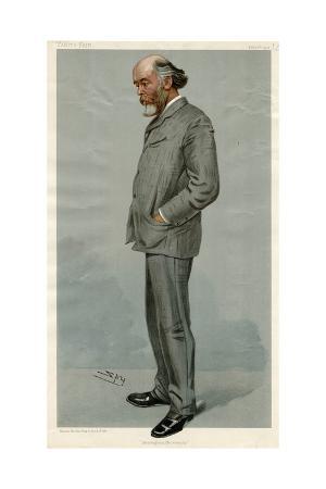 Sir Oliver Lodge, VF 1904
