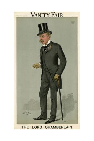 Earl of Clarendon, Vanity Fair
