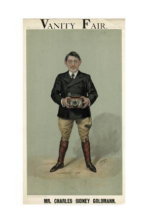 Charles S. Goldman, Vanity Fair