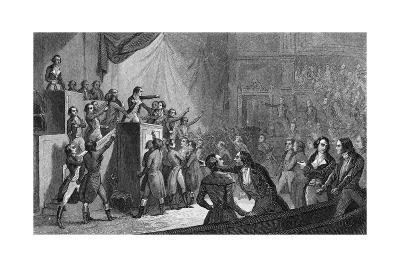 Fall of Robespierre