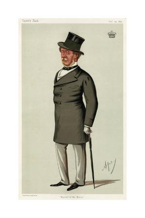 Orlando George Charles Bridgeman, Vanity Fair