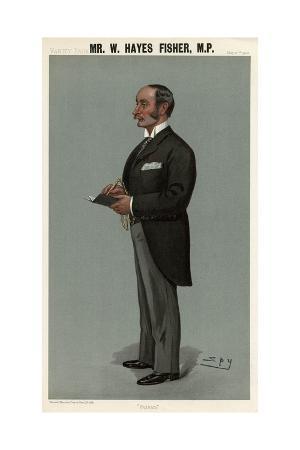 William H. Fisher, Vanity Fair