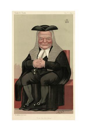 Lord Halsbury, Vanity Fair