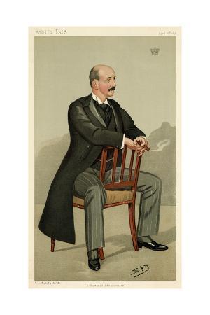 4th Earl Grey, Vanity Fair