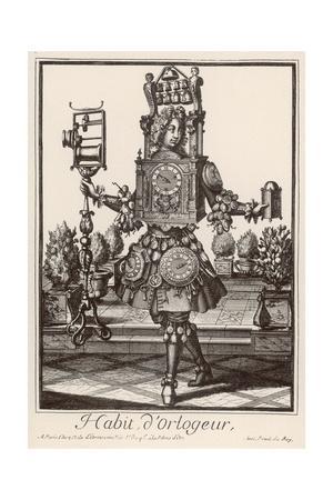 A Fantasy Clockmaker
