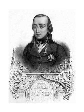 Louis, Duc D'Enghien