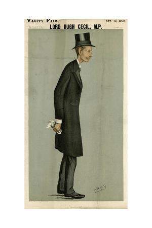 Hugh R. H. Cecil, Vanity Fair