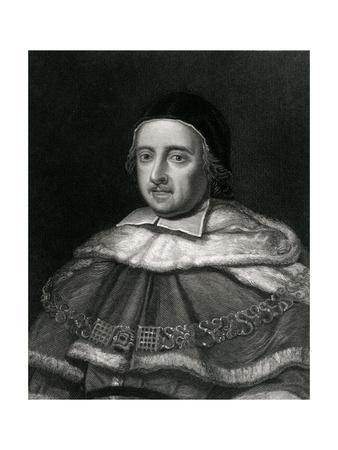 Sir Matthew Hale, Cook