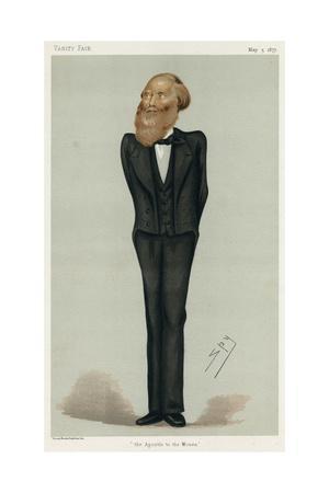 Jacob Bright, Vanity Fair