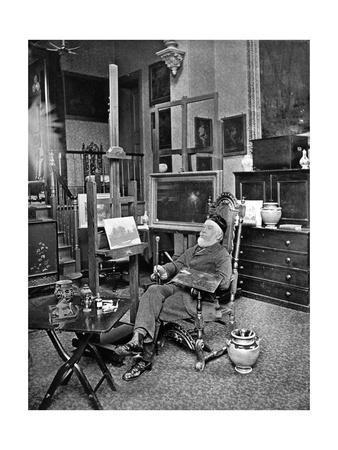 Redgrave in Studio