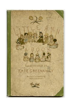 Front Cover of Little Ann and Other Poems