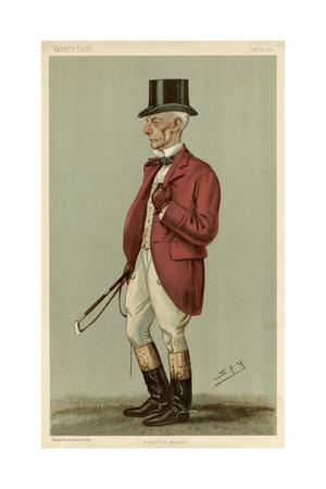 Thomas Colleton Garth, Vanity Fair