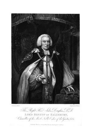 John Douglas, Bishop