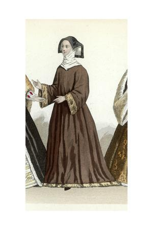 Lady of 1525