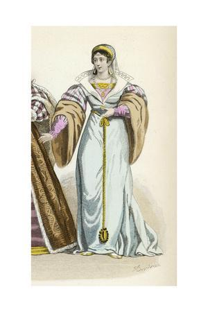 Lady of 1540