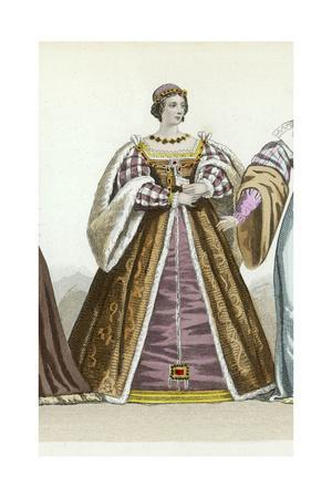 Lady of 1530